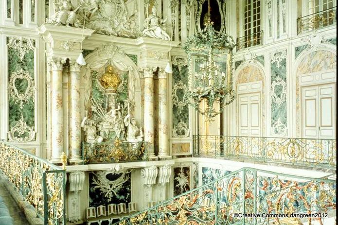 Palacio Augustusburg Brühl Colonia