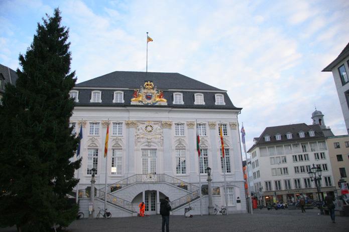 Tour de Bonn en espanol