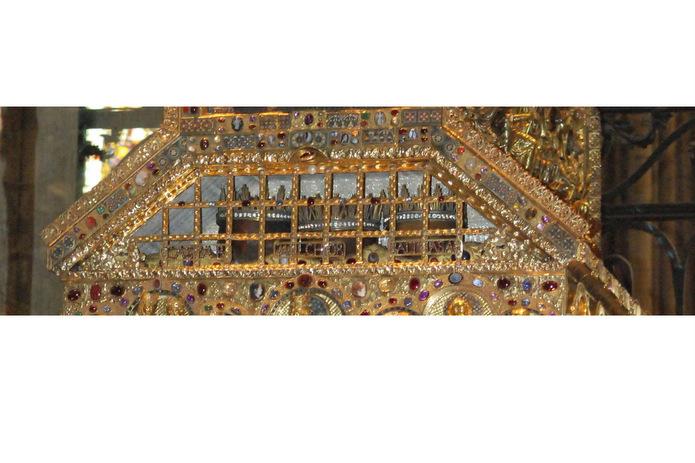craneos reliquias tres reyes magos colonia catedral